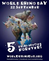 Worldrhinoday2013
